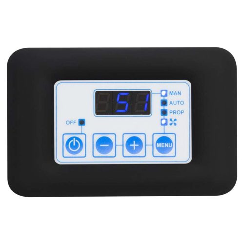 digital thermoregulator fc810 with black case