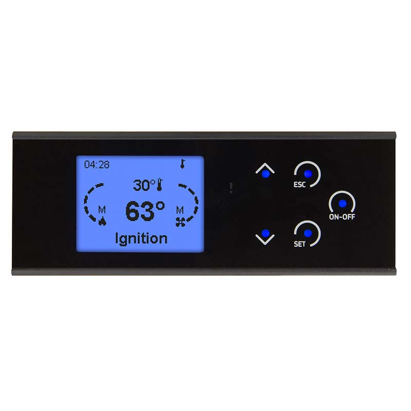 thermoregulator control panel K100