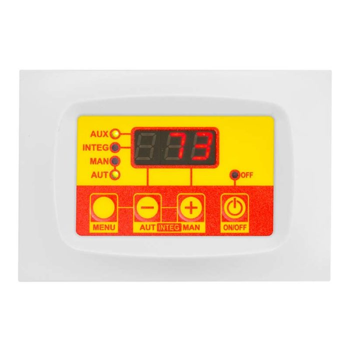 termoregolatore tsol01 per pannelli solari termici a circolazione naturale.
