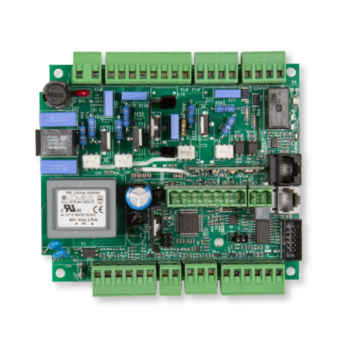 MB100 control card for biomass pellet or corn stoves