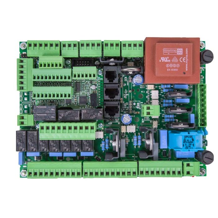 SY400 control card with 16 outputs