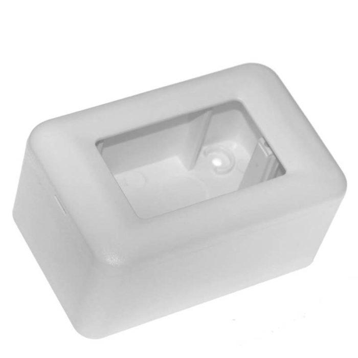 outer 3-module box