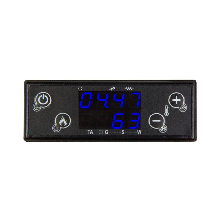 tastiera di controllo CP115 dal design compatto per piccole stufe