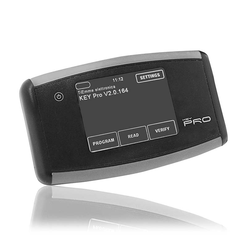 key pro touch screen pda