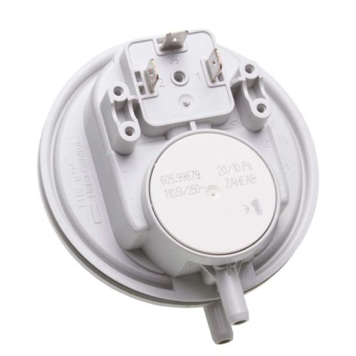 Differential Pressure Switch smoke detection