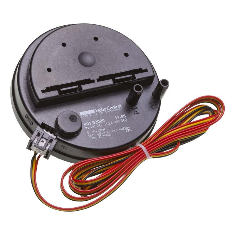 sensore differenziale pressione aria tiemme elettronica