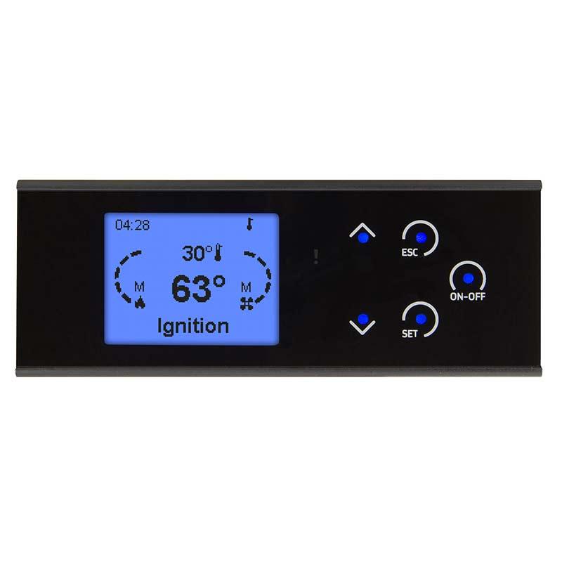 pannello di controllo termoregolatore K100