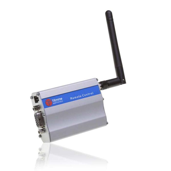 modem gsm remote control by tiemme elettronica