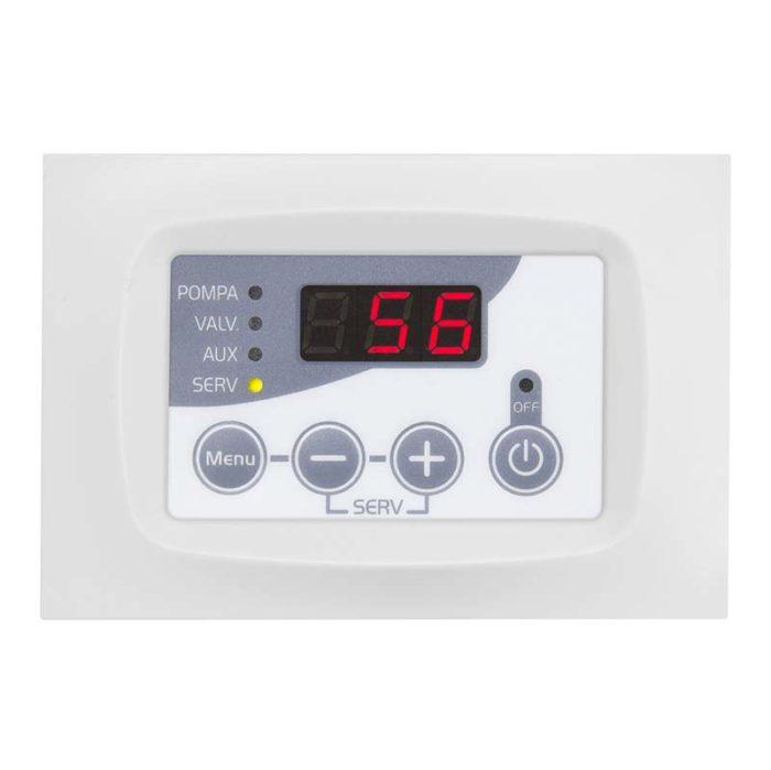 termoregolatore TC110 design bianco