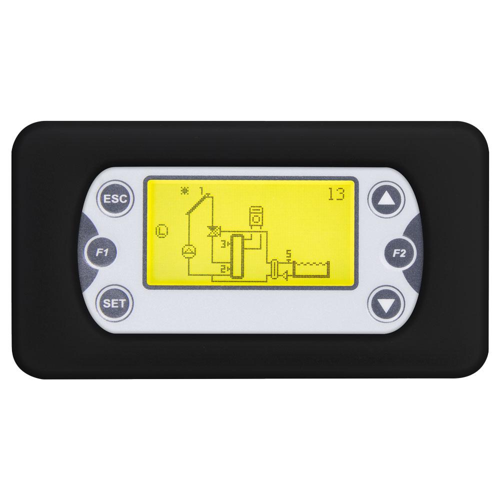 termoregolatore tsol503 per pannelli solari