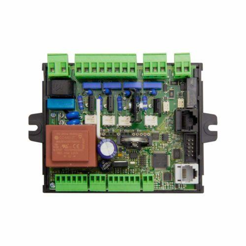 Termoregolatore e scheda di controllo Tiemme elettronica NG01